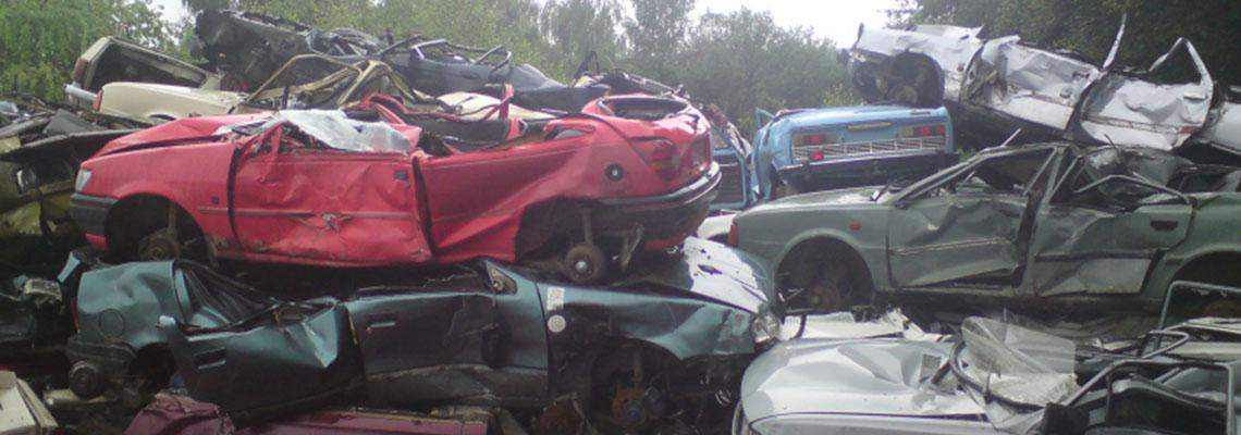 Výkup autovraků